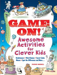Game On! Awesome Activities for Clever Kids
