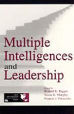 Multiple Intelligences and Leadership