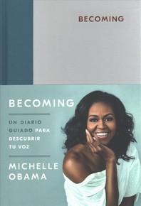 Becoming. Un Diario Guiado / Becoming