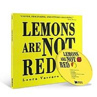 노부영 Lemons are not Red (원서 & CD)
