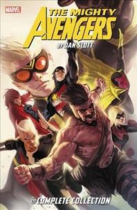 Mighty Avengers by Dan Slott
