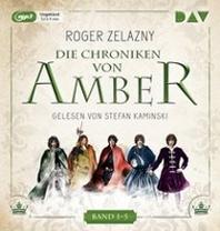 Die Chroniken von Amber. Band 1-5