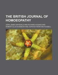 The British Journal of Homoeopathy (Volume 42)