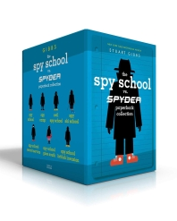 The Spy School vs. Spyder Paperback Collection