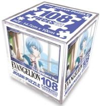 에반게리온(파) 직소퍼즐 108pcs 미니: 아야나미 레이