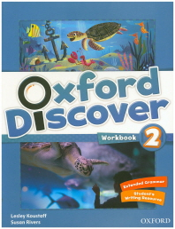 Oxford Discover. 2(Work Book)