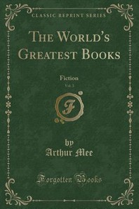 The World's Greatest Books, Vol. 3
