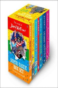 World of David Walliams: Super-Tastic Box Set