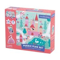 Enchanting Princess Puzzle Play Set