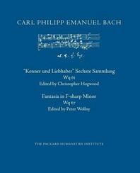 Kenner Und Liebhaber Sechste Sammlung, Wq 61; Fantasia in F-Sharp Minor, Wq 67