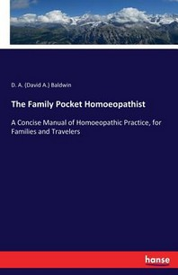 The Family Pocket Homoeopathist