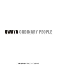 콰야의 보통 사람들(QWAYA Ordinary People)