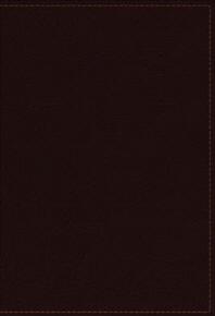 NKJV Study Bible, Bonded Leather, Burgundy, Full-Color, Red Letter Edition, Indexed, Comfort Print