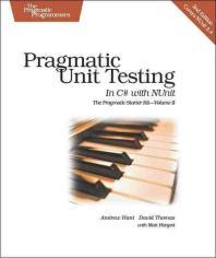 Pragmatic Unit Testing in C# with Nunit