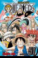 One Piece, Volume 51