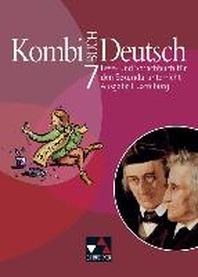 Kombi-Buch Deutsch 7 Ausgabe Luxemburg