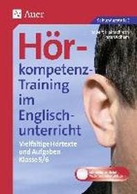 Hoerkompetenz-Training im Englischunterricht 5-6