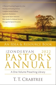 The Zondervan 2022 Pastor's Annual