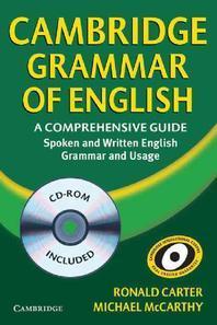 Cambridge Grammar of English Hardback