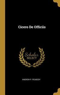 Cicero de Officiis