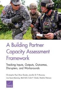 A Building Partner Capacity Assessment Framework