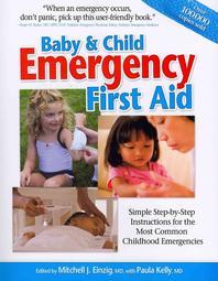 Baby & Child Emergency First-Aid Handbook