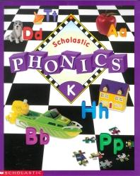 Scholastic Phonics Workbook K