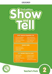 Show and Tell. 2 Classroom Presentation Tool