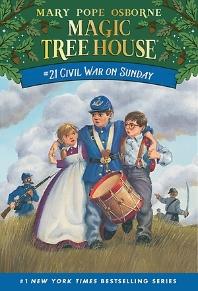 Magic Tree House. 21: Civil War on Sunday