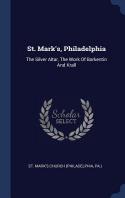 St. Mark's, Philadelphia