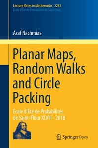 Planar Maps, Random Walks and Circle Packing
