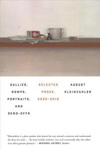 Sallies, Romps, Portraits, and Sendoffs