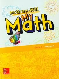 McGraw-Hill My Math Grade K Volume 1
