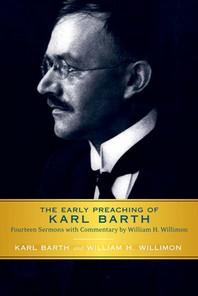Early Preaching of Karl Barth