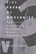 Five Faces of Modernity