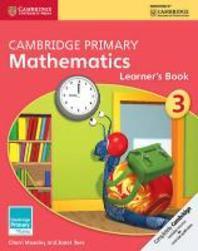 Cambridge Primary Mathematics Stage 3 Learner's Book 3