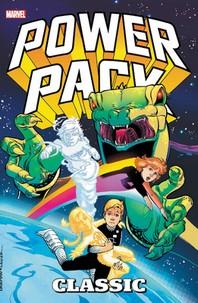 Power Pack Classic Omnibus Vol. 1