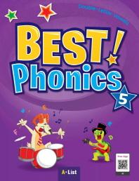 Best Phonics. 5: Double-Letter Vowels(Student Book)