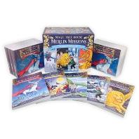 Magic Tree House: Merlin Missions.1~25 Set (Book+CD+Wordbook)