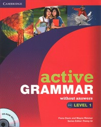 Active Grammar Level 1 Without Answers [With CDROM]