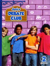 Junior Debate Club. 2