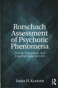 Rorschach Assessment of Psychotic Phenomena