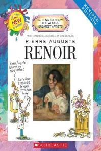 Pierre Auguste Renoir (Revised Edition) (Getting to Know the World's Greatest Artists) (Library Edition)