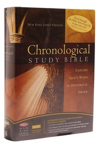 Chronological Study Bible : NKJV