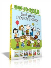 Read with the Peanuts Gang
