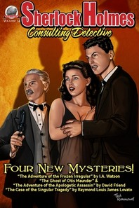 Sherlock Holmes Consulting Detective Volume 14
