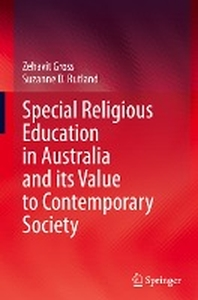 Special Religious Education in Australia and Its Value to Contemporary Society