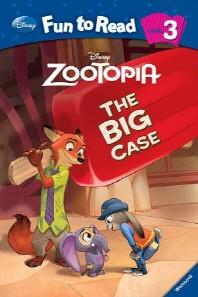 Zootopia : The Big Cas