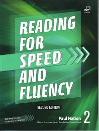 Reading for Speed and Fluency. 2 Student Book