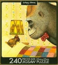앤서니 브라운 직소퍼즐 240pcs: 나와 고릴라